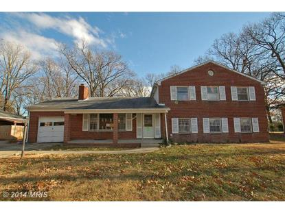 5006 BARTO AVE Suitland, MD MLS# PG8520520