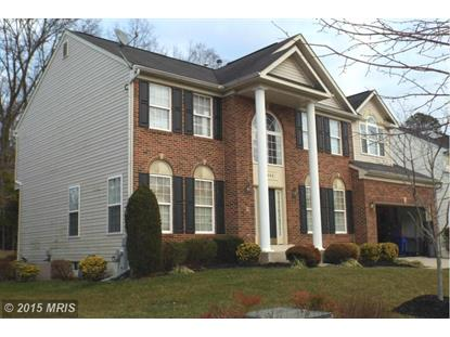 15008 RIDGE CHASE CT Bowie, MD MLS# PG8521945