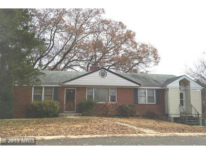 4308 SKYLINE DR Suitland, MD MLS# PG8526701
