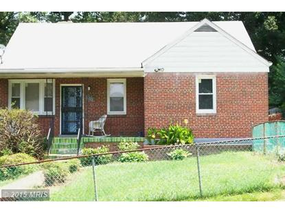1920 LAKEWOOD ST Suitland, MD MLS# PG8531568