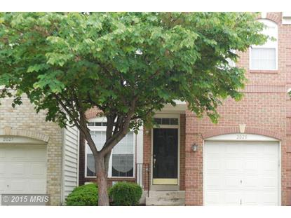 2029 WOODSHADE CT Bowie, MD MLS# PG8538100