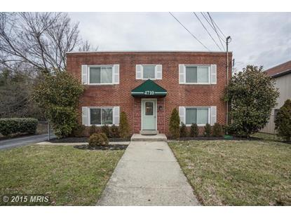 4710 QUEENSBURY RD Riverdale, MD MLS# PG8538260