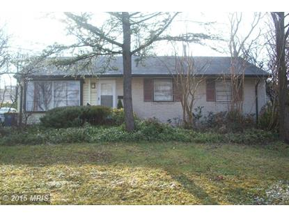 7205 GOOD LUCK RD New Carrollton, MD MLS# PG8538503