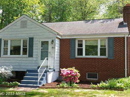 8511 58TH AVE Berwyn Heights, MD MLS# PG8538694