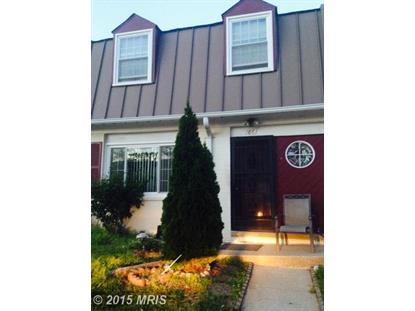 1861 DUTCH VILLAGE DR #J-288 Landover, MD 20785 MLS# PG8540931