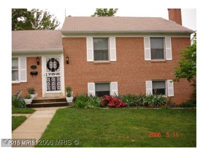 6438 FOREST RD Cheverly, MD 20785 MLS# PG8542050
