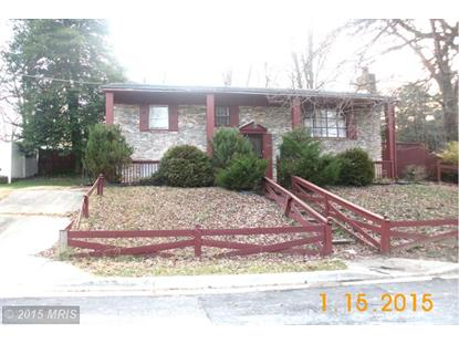 2919 NORMAN DR District Heights, MD MLS# PG8544491