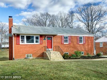 7302 LOCH RAVEN RD Temple Hills, MD MLS# PG8544633