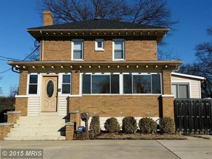 6401 BALTIMORE AVE Riverdale, MD MLS# PG8549354
