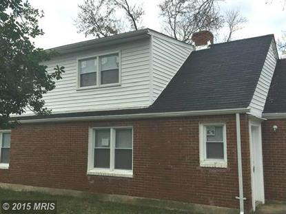 6900 SHEPHERD ST Hyattsville, MD MLS# PG8549486