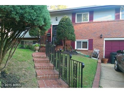 6001 LUCENTE AVE Suitland, MD MLS# PG8555768