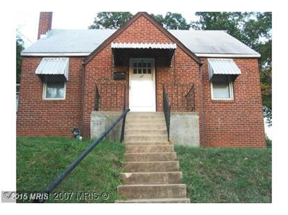 3801 56TH AVE Hyattsville, MD MLS# PG8559487