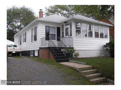 3412 NAVY DAY DR Suitland, MD MLS# PG8573923