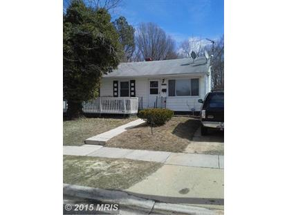 2604 OVERDALE PL District Heights, MD MLS# PG8578948