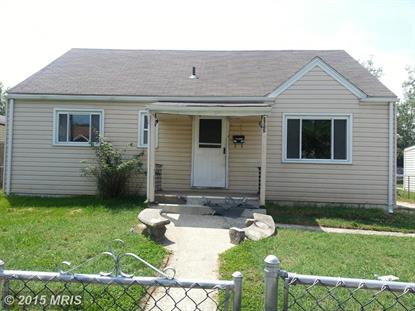 2705 NEWGLEN AVE District Heights, MD MLS# PG8586902