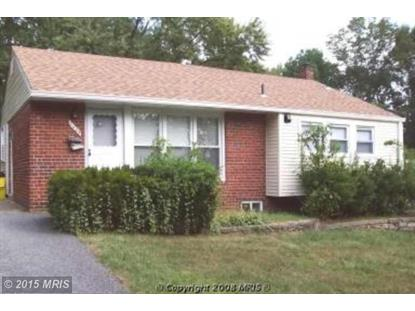 6405 LAMONT DR New Carrollton, MD MLS# PG8592122