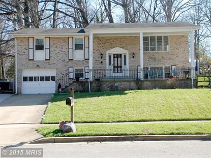 6113 WESSON DR Suitland, MD MLS# PG8609038