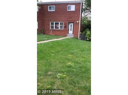 2201 WYNGATE RD Suitland, MD MLS# PG8609496