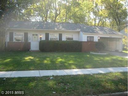 5470 MORRIS AVE Suitland, MD MLS# PG8630158