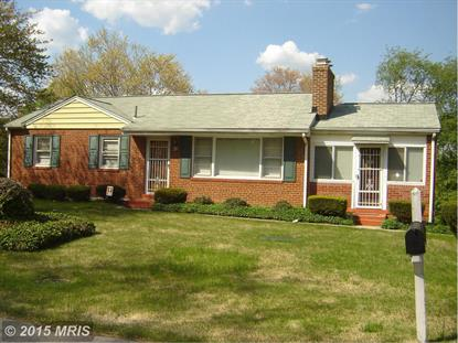 5812 DELTA LN Suitland, MD MLS# PG8641552