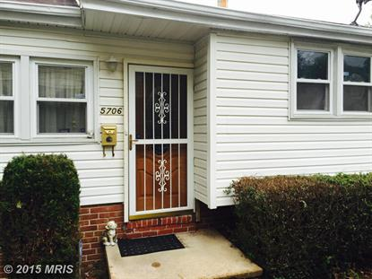 5706 66TH AVE Riverdale, MD MLS# PG8645287