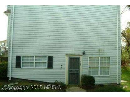 6701 MILLTOWN CT #6711 District Heights, MD MLS# PG8645502