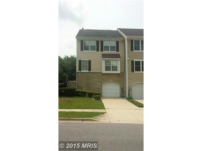 16209 PRESIDIO WAY Bowie, MD MLS# PG8652756