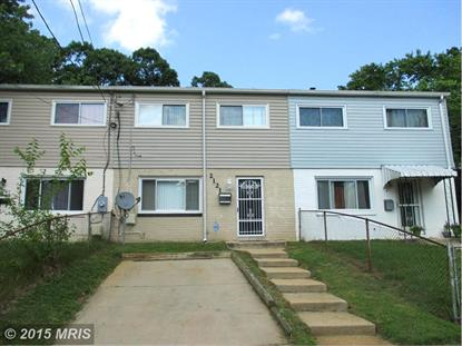 2121 COLUMBIA PL Landover, MD 20785 MLS# PG8660389