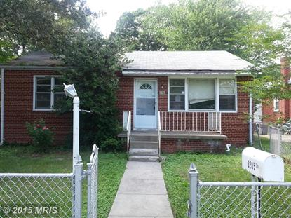 3205 NEWKIRK AVE District Heights, MD MLS# PG8672554