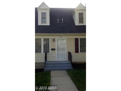 2506 KENT VILLAGE DR Landover, MD 20785 MLS# PG8673808