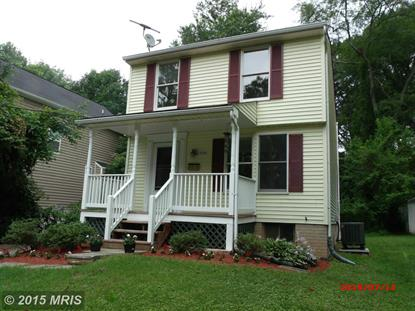 8505 58TH AVE Berwyn Heights, MD MLS# PG8683242