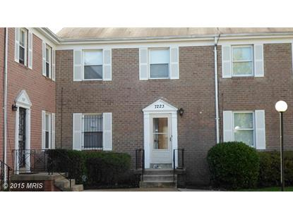 7223 CROSS ST District Heights, MD MLS# PG8690083