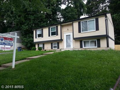 903 FINCH DR Hyattsville, MD 20785 MLS# PG8692045