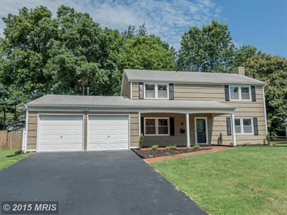 12516 CASWELL LN Bowie, MD MLS# PG8699445