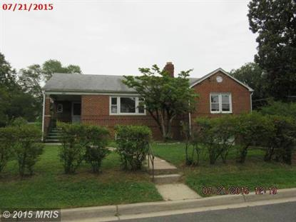 2616 PORTER AVE Suitland, MD MLS# PG8706621