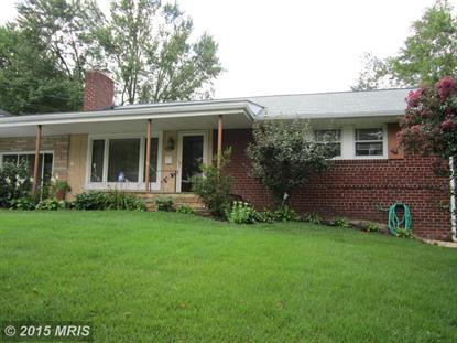 8303 STANWOOD ST New Carrollton, MD MLS# PG8719552