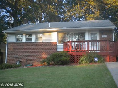 5929 89TH AVE New Carrollton, MD MLS# PG8720321