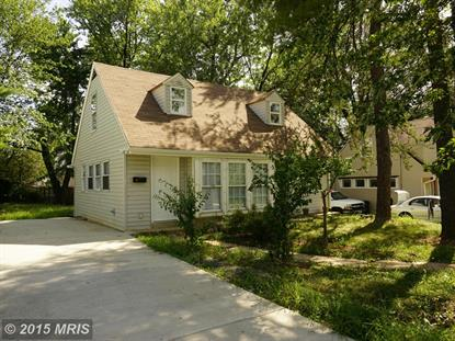 7201 MARYWOOD ST New Carrollton, MD MLS# PG8723388
