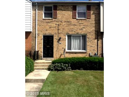 1813 ADDISON RD S District Heights, MD MLS# PG8724075