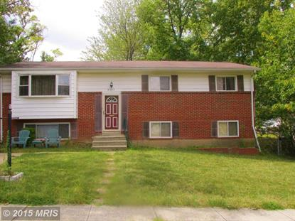 4307 DONNA ST Suitland, MD MLS# PG8730285