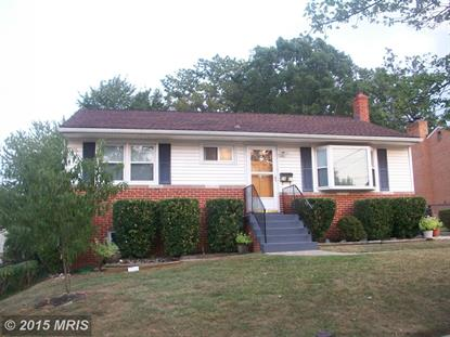 5407 76TH CT New Carrollton, MD MLS# PG8736775