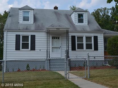 7402 TILDEN ST Hyattsville, MD MLS# PG8737956