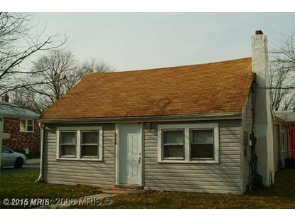 3119 ORLEANS AVE District Heights, MD MLS# PG8746404