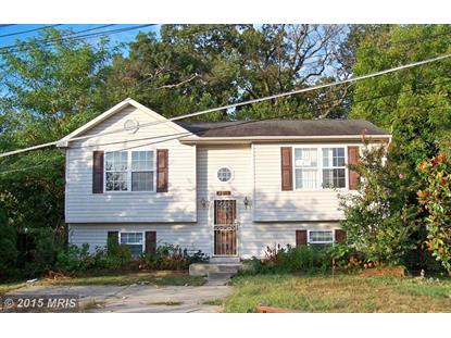 3201 CAMP ST District Heights, MD MLS# PG8749995