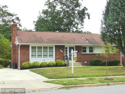 6207 85TH PL New Carrollton, MD MLS# PG8753172