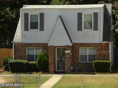 1906 COLUMBIA AVE Landover, MD 20785 MLS# PG8754854
