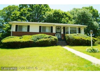 8011 CARMEL DR District Heights, MD MLS# PG9001079