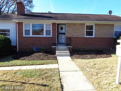 5513 AUTH RD Suitland, MD MLS# PG9506425