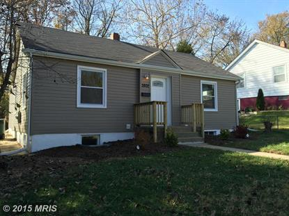 3802 72ND AVE New Carrollton, MD MLS# PG9520279