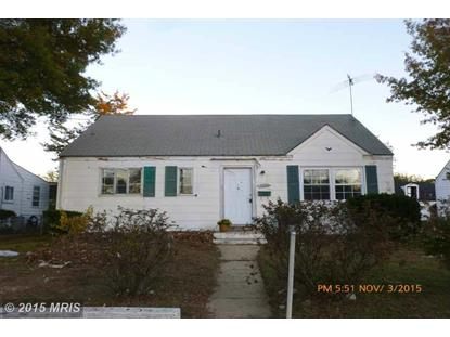 2610 MILLVALE AVE District Heights, MD MLS# PG9523088